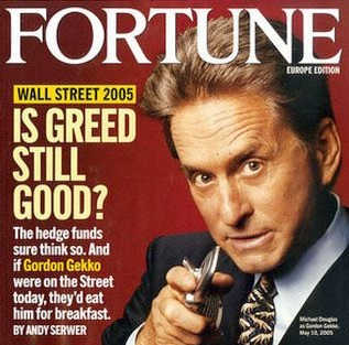 Gekko on Fotrune Mag, 2005