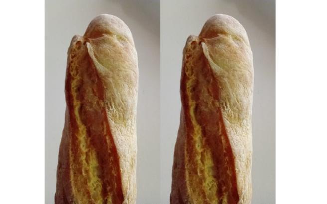Baguette in 3D