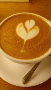 Capuccino from Temple Coffee Roasters